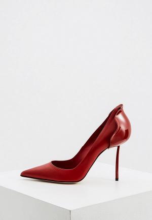 Туфли Le Silla. Цвет: красный