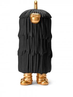 LObjet чайник Haas Djuna L'Objet. Цвет: черный