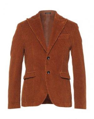 Пиджак OFFICINA 36. Цвет: верблюжий