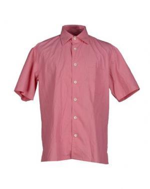Pубашка GERANI. Цвет: розовый