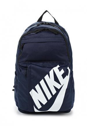 Рюкзак Nike Unisex Sportswear Elemental Backpack. Цвет: синий