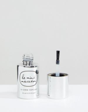 Блестящий гелевый закрепитель лака для ногтей x3-Бесцветный Le Mini Macaron