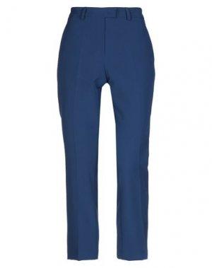 Повседневные брюки BLACK LABEL. Цвет: синий