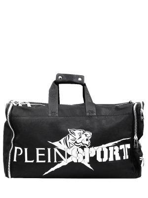 Спортивная сумка Plein Sport. Цвет: разноцветный