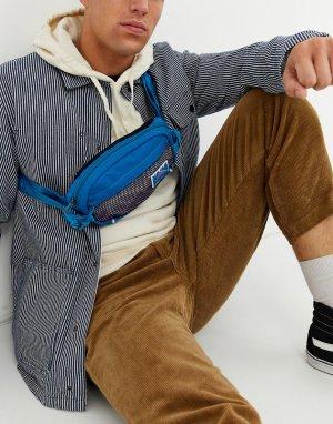 Синяя сумка-кошелек на пояс Aliso Ii-Синий Vans