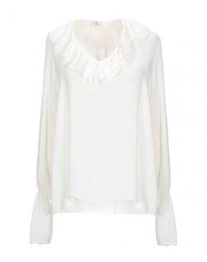 Блузка REBEL QUEEN by LIU •JO. Цвет: белый