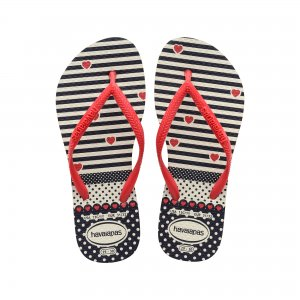 Kids Slim Fashion Havaianas. Цвет: чёрный