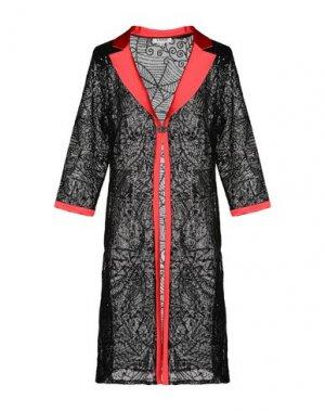 Легкое пальто LEXUS. Цвет: черный