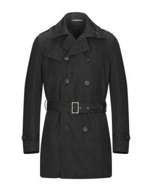 Легкое пальто HAVANA & CO.. Цвет: черный