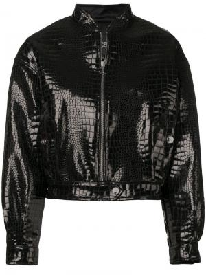 Куртка-бомбер на молнии Just Cavalli