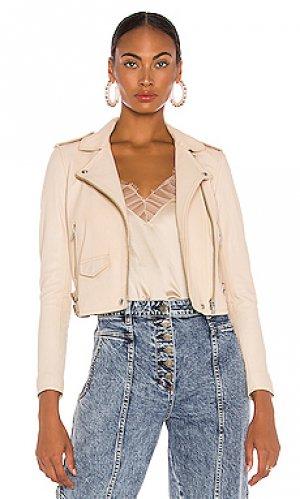 Куртка ashville IRO. Цвет: кремовый