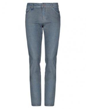 Джинсовые брюки NAPAPIJRI. Цвет: грифельно-синий