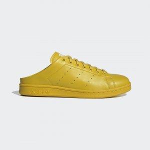 Кроссовки-слипоны Stan Smith Originals adidas. Цвет: белый