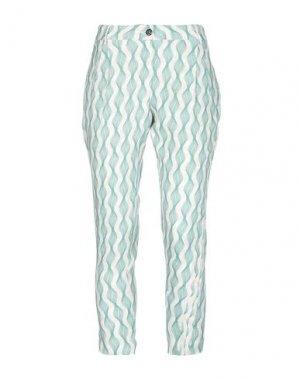 Повседневные брюки COAST WEBER & AHAUS. Цвет: зеленый