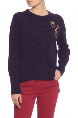 Пуловер Luisa Cerano. Цвет: фиолетовый