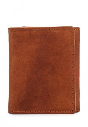 Кошелек Topman. Цвет: коричневый