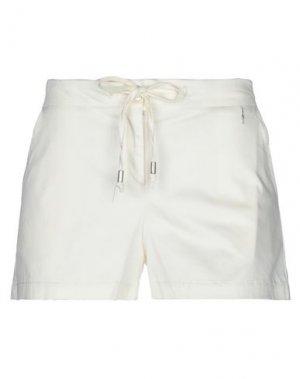 Повседневные шорты B.YU. Цвет: слоновая кость