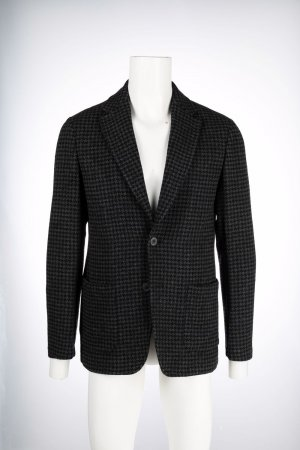 Однобортный пиджак Tonello. Цвет: серый