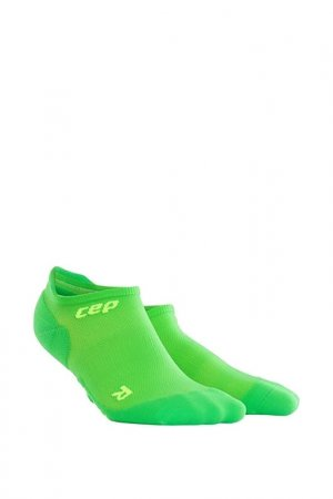 Гольфы д/занятий спортом Socks CEP. Цвет: зеленый