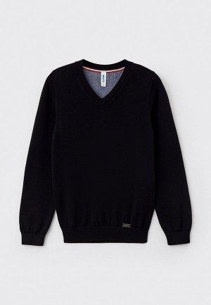 Пуловер Acoola. Цвет: черный