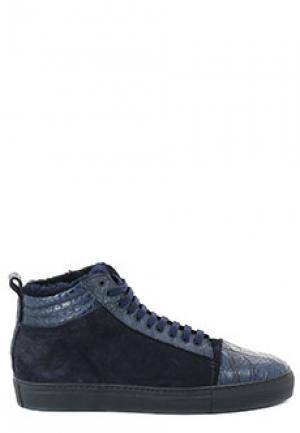 Кроссовки CASTORI. Цвет: синий