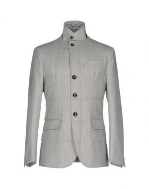 Пиджак MONTECORE. Цвет: светло-серый