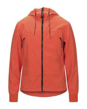 Куртка C.P. COMPANY. Цвет: оранжевый