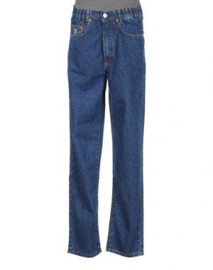 Джинсовые брюки CHEVIGNON. Цвет: синий