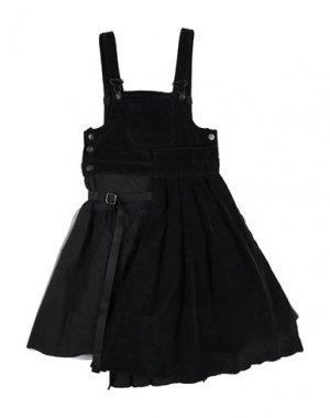 Детское платье CINZIA ARAIA. Цвет: черный