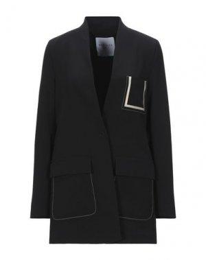 Пиджак BEATRICE. Цвет: черный
