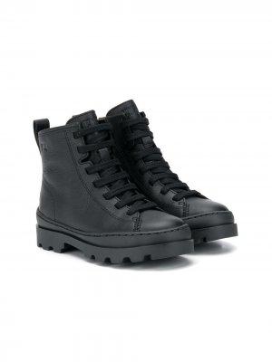 Ботинки Brutus Camper Kids. Цвет: черный