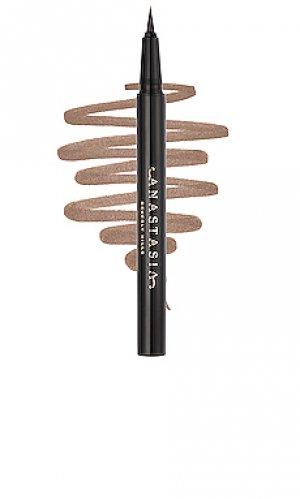 Карандаш для бровей brow pen Anastasia Beverly Hills. Цвет: beauty: na