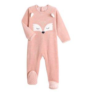 Пижама LaRedoute. Цвет: розовый