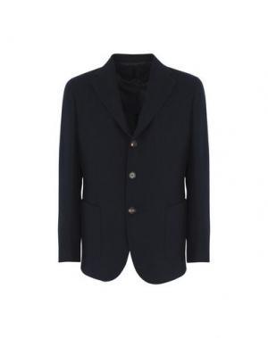 Пиджак DOPPIAA. Цвет: темно-синий