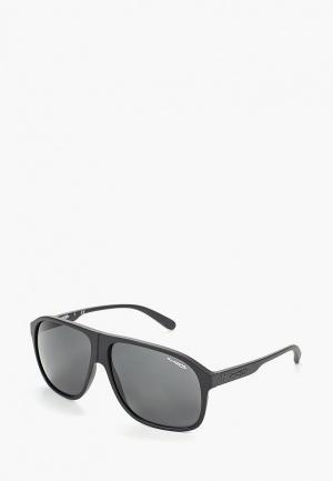 Очки солнцезащитные Arnette AN4243 01/87. Цвет: черный