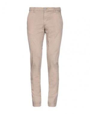 Повседневные брюки MASON'S. Цвет: светло-коричневый