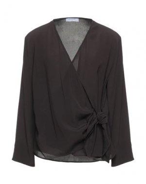 Pубашка BEATRICE. Цвет: темно-коричневый