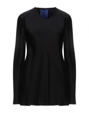 Блузка ROQUE ILARIA NISTRI. Цвет: черный