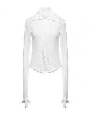 Pубашка VIVIENNE WESTWOOD. Цвет: белый