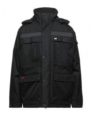 Куртка CATERPILLAR. Цвет: черный
