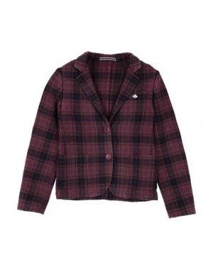 Пиджак ROŸ ROGER'S. Цвет: розовато-лиловый
