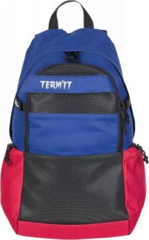 Рюкзак для скейтборда Termit. Цвет: синий