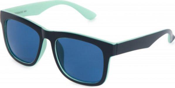 Солнцезащитные очки Demix. Цвет: оранжевый
