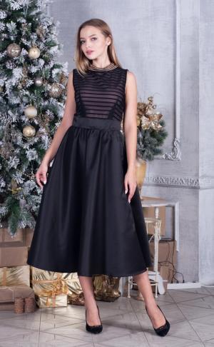 Элегантное коктейльное платье на выпускной Victoria Filippova