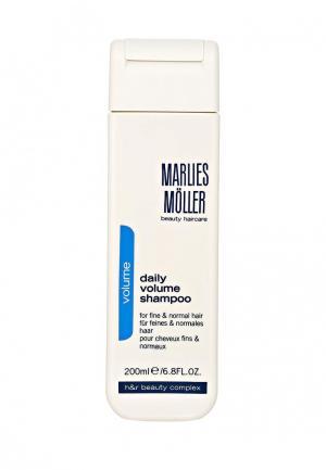 Шампунь Marlies Moller Volume для придания объема 200 мл. Цвет: белый