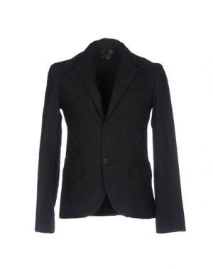 Пиджак MARC BY JACOBS. Цвет: стальной серый