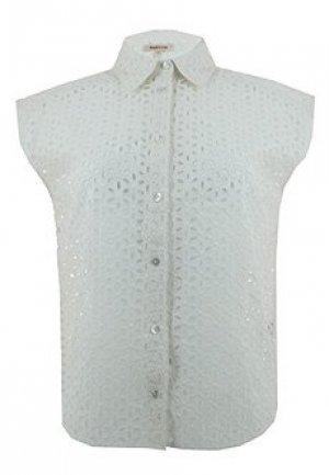Рубашка P.A.R.O.S.H.. Цвет: белый