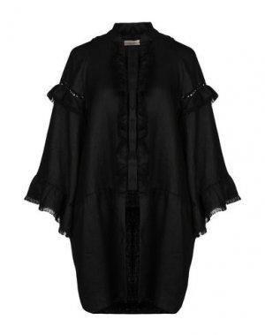 Легкое пальто STEVIE MAY. Цвет: черный
