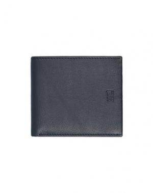 Бумажник CAVALLI CLASS. Цвет: темно-синий