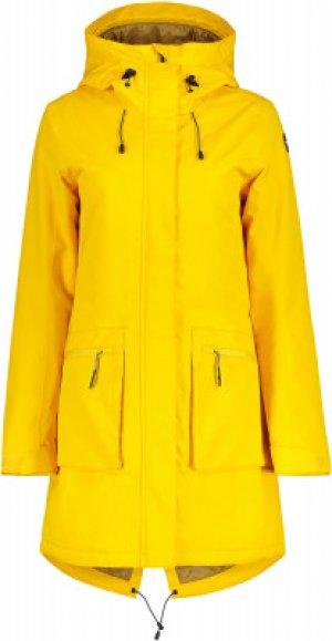 Куртка утепленная женская Avenal, размер 52-54 IcePeak. Цвет: желтый